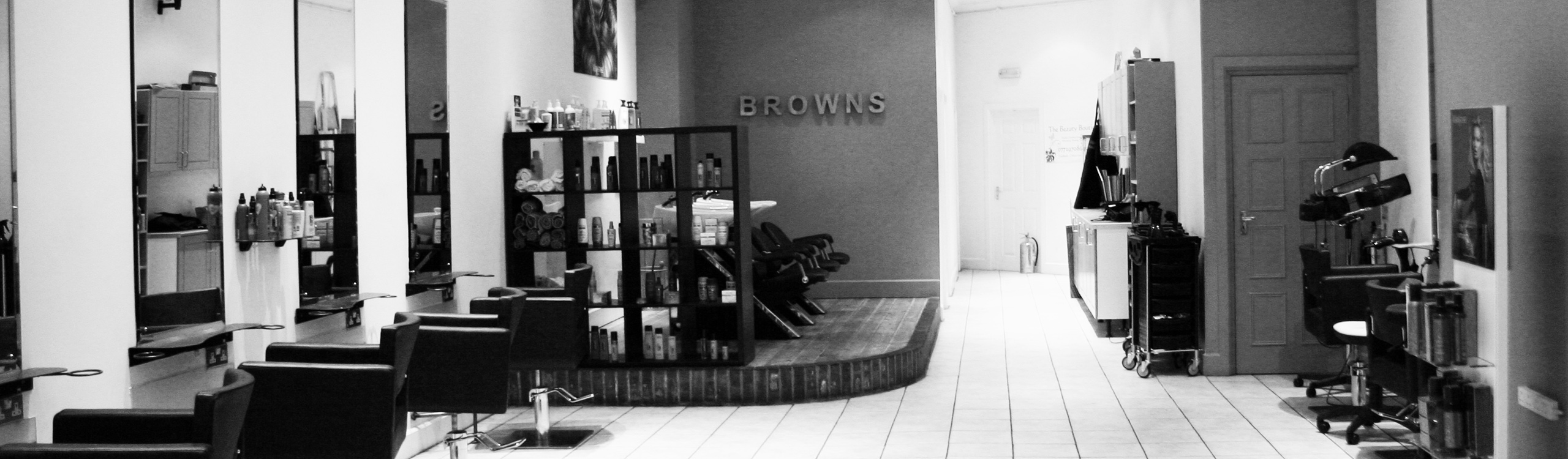 Browns Hair & Beauty Salon 1